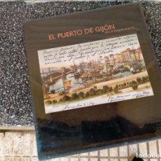 Livros em segunda mão: LIBRO PUERTO DE GIJÓN. Lote 282544818