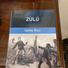 Libros de segunda mano: LIBRO ZULÚ. Lote 283010593