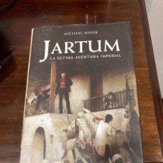 Libros de segunda mano: LIBRO JARTUM. Lote 283011153