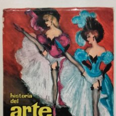 Libros de segunda mano: HISTORIA DEL ARTE FRIVOLO - ALVARO RETANA - EDITORIAL TESORO - 1964 - ARTE ESCENICO. Lote 283283698