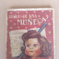 Libros de segunda mano: DIARIO DE UNA MUÑECA. MARILÓ. M L VILLARDEFRANCOS. ILUSTRACIONES DE PILI BLASCO. LIBRO. Lote 283397873