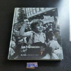 Libros de segunda mano: LA TRANSICION. Lote 284149983