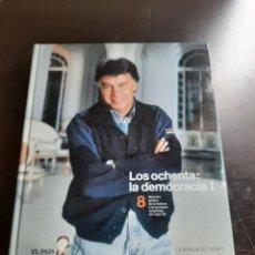 Libros de segunda mano: LOS OCHENTA LA DEMOCRACIA. Lote 284150133