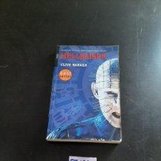 Libros de segunda mano: HELLRAISER. Lote 284310683