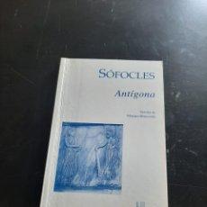 Libros de segunda mano: SOFOCLES. Lote 284329898