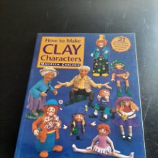 Libros de segunda mano: HOW TO MAKE CLAY. Lote 284420903