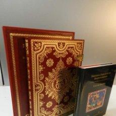 Libros de segunda mano: FACSIMIL APOCALIPSIS FIGURADO DE LOS DUQUES DE SABOYA EL ESCORIAL, -CLUB BIBLIÓFILO VERSOL. Lote 285140958