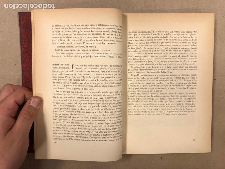 Libros de segunda mano: MONOGRAFÍA HISTÓRICA DE LA MUY NOBLE VILLA Y PUERTO DE PORTUGALETE. M. CIRIAQUIAIN GAIZTARRO. (1942) - Foto 5 - 285148203
