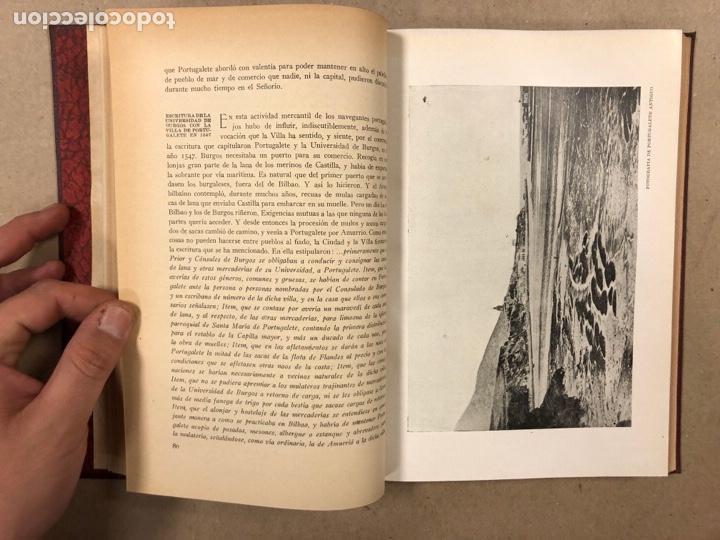 Libros de segunda mano: MONOGRAFÍA HISTÓRICA DE LA MUY NOBLE VILLA Y PUERTO DE PORTUGALETE. M. CIRIAQUIAIN GAIZTARRO. (1942) - Foto 6 - 285148203