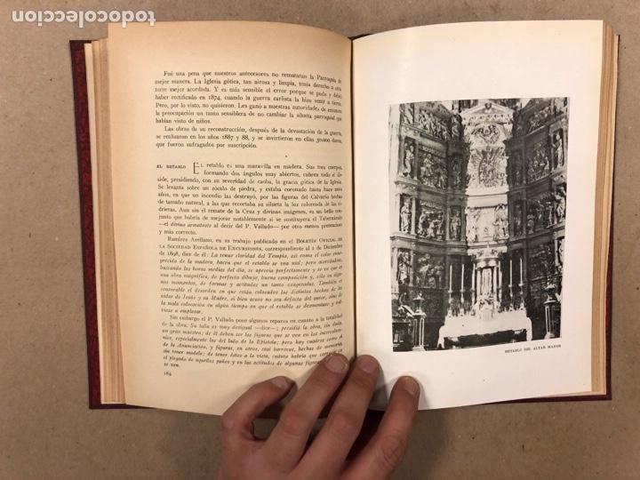 Libros de segunda mano: MONOGRAFÍA HISTÓRICA DE LA MUY NOBLE VILLA Y PUERTO DE PORTUGALETE. M. CIRIAQUIAIN GAIZTARRO. (1942) - Foto 8 - 285148203
