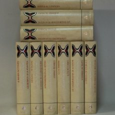 Livres d'occasion: SELECCION REALISMO FANTASTICO. LOTE SEIS TOMOS. EDITORIAL MARIN. 1973. Lote 285482268