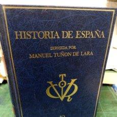 Libros de segunda mano: HISTORIA DE ESPAÑA. DIR. TUÑON DE LARA. VOL. X LABOR. Lote 285537848