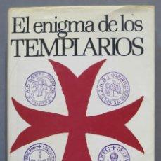 Libros de segunda mano: LIBRO EL ENIGMA DE LOS TEMPLARIOS. VIGNATI. Lote 285541493