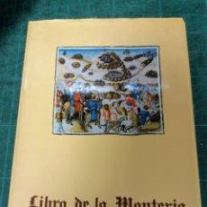 Libros de segunda mano: LIBRO DE LA MONTERÍA DEL REY DE CASTILLA ALFONSO XI. Lote 285972438