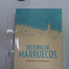 Libros de segunda mano: HISTORIA DE MARRUECOS, MARÍA ROSA DE MADARIAGA. Lote 286186593