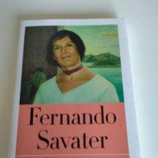Libros de segunda mano: LA PEOR PARTE: MEMORIAS DE AMOR DE FERNANDO SAVATER. Lote 286245133