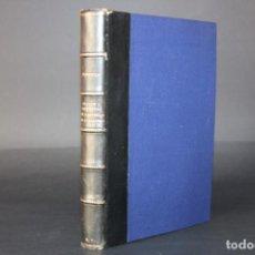 Libros de segunda mano: GUSTOS Y DISGUSTOS DEL LENTISCAR DE CARTAGENA / G.CAMPILLO DE BAYLE / EDICION 200 EJEMPLARES. Lote 286349248