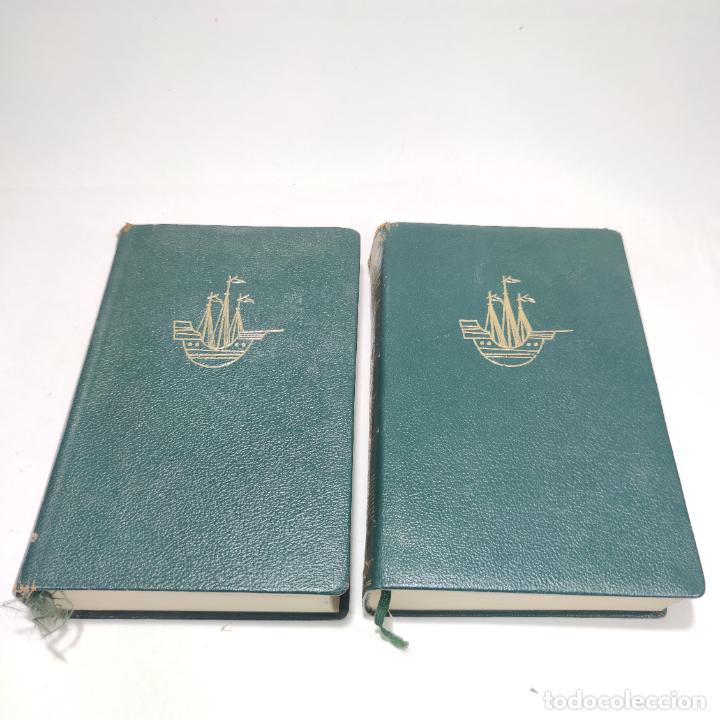Libros de segunda mano: El ciclo hispánico. Salvador de Madariaga. 2 tomos. Editorial sudamericana. Buenos Aires. 1958. - Foto 2 - 286492843