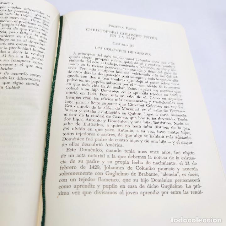 Libros de segunda mano: El ciclo hispánico. Salvador de Madariaga. 2 tomos. Editorial sudamericana. Buenos Aires. 1958. - Foto 4 - 286492843