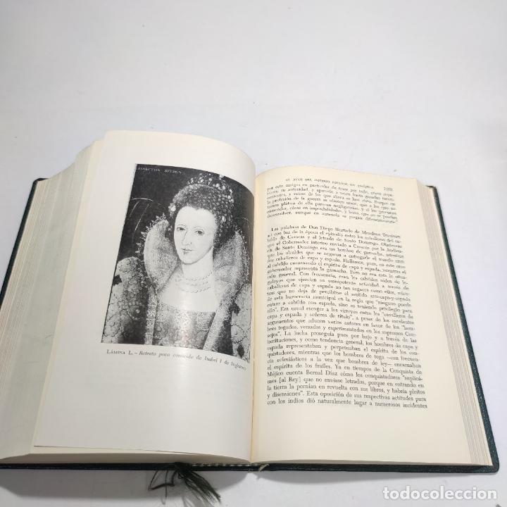 Libros de segunda mano: El ciclo hispánico. Salvador de Madariaga. 2 tomos. Editorial sudamericana. Buenos Aires. 1958. - Foto 8 - 286492843