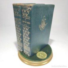 Libros de segunda mano: EL CICLO HISPÁNICO. SALVADOR DE MADARIAGA. 2 TOMOS. EDITORIAL SUDAMERICANA. BUENOS AIRES. 1958.. Lote 286492843