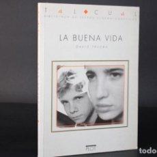 Livres d'occasion: LA BUENA VIDA / DAVID TRUEBA. Lote 286494228