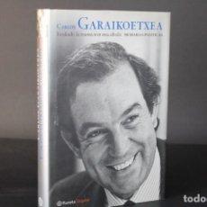 Libri di seconda mano: EUSKADI,LA TRANSICION INCABADA / CARLOS GARAIKOETXEA. Lote 286495953