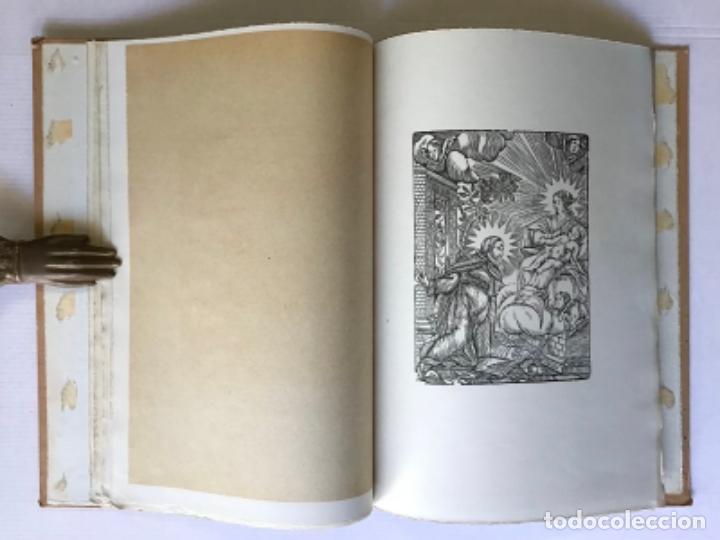Libros de segunda mano: XILOGRAFIAS ANTIGUAS DEL BTO. RAMON LLULL. - [Facsímil.] - Foto 4 - 286610443