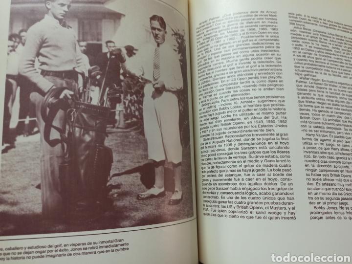 Libros de segunda mano: Golf la pasión y el reto. Mark Mulvoy y Art Spander. - Foto 9 - 286642553