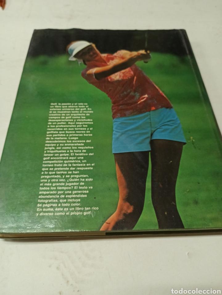 Libros de segunda mano: Golf la pasión y el reto. Mark Mulvoy y Art Spander. - Foto 10 - 286642553