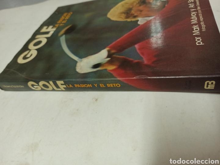 Libros de segunda mano: Golf la pasión y el reto. Mark Mulvoy y Art Spander. - Foto 11 - 286642553