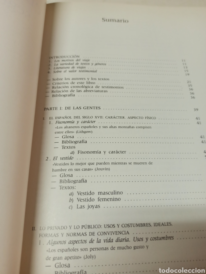 Libros de segunda mano: La vida española en el siglo de oro según los extranjeros, Diez-Borque, Educación. Serbal 1990 - Foto 3 - 286644293
