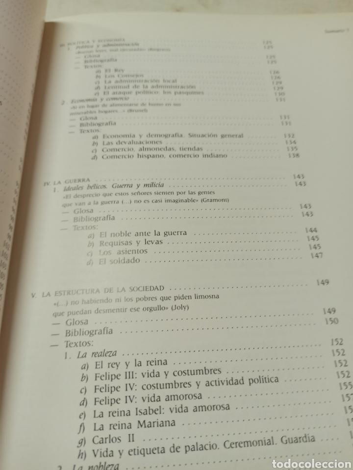 Libros de segunda mano: La vida española en el siglo de oro según los extranjeros, Diez-Borque, Educación. Serbal 1990 - Foto 5 - 286644293