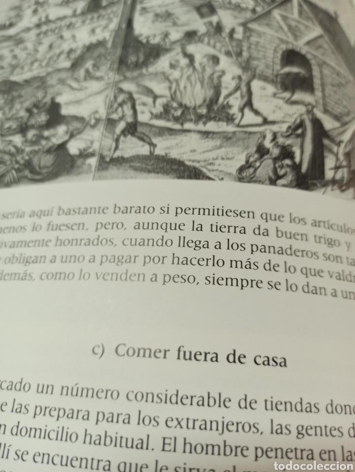 Libros de segunda mano: La vida española en el siglo de oro según los extranjeros, Diez-Borque, Educación. Serbal 1990 - Foto 12 - 286644293