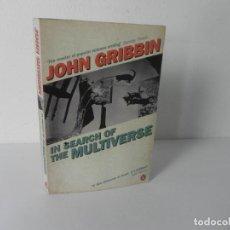 Libros de segunda mano: IN SEARCH OF THE MULTIVERSE (JOHN CRIBBIN) PENGUIN BOOKS-2010. Lote 286698958