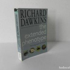 Libros de segunda mano: THE EXTENDED PHENOTYPE (THE LONG REACH OF THE GENE) RICHARD DAWKINS - OXFORD-1999. Lote 286700673