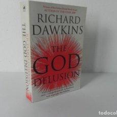 Libros de segunda mano: THE GOD DELUSION (RICHARD DAWKINS) BLACK SWAN-2007. Lote 286702813