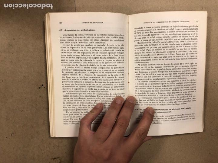 Libros de segunda mano: ELECTRÓNICA DIGITAL. GERHARD WOLF. MARCOMBO BOIXAREU EDITORES 1983. - Foto 7 - 286958853