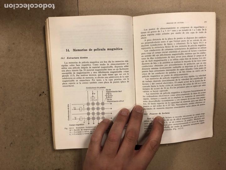 Libros de segunda mano: ELECTRÓNICA DIGITAL. GERHARD WOLF. MARCOMBO BOIXAREU EDITORES 1983. - Foto 8 - 286958853