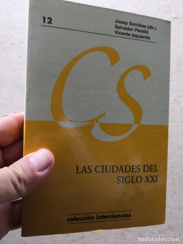 Libros de segunda mano: Las ciudades del siglo XXI 21 colección Inter ciencias varios autores envío 4,99 - Foto 2 - 287252388