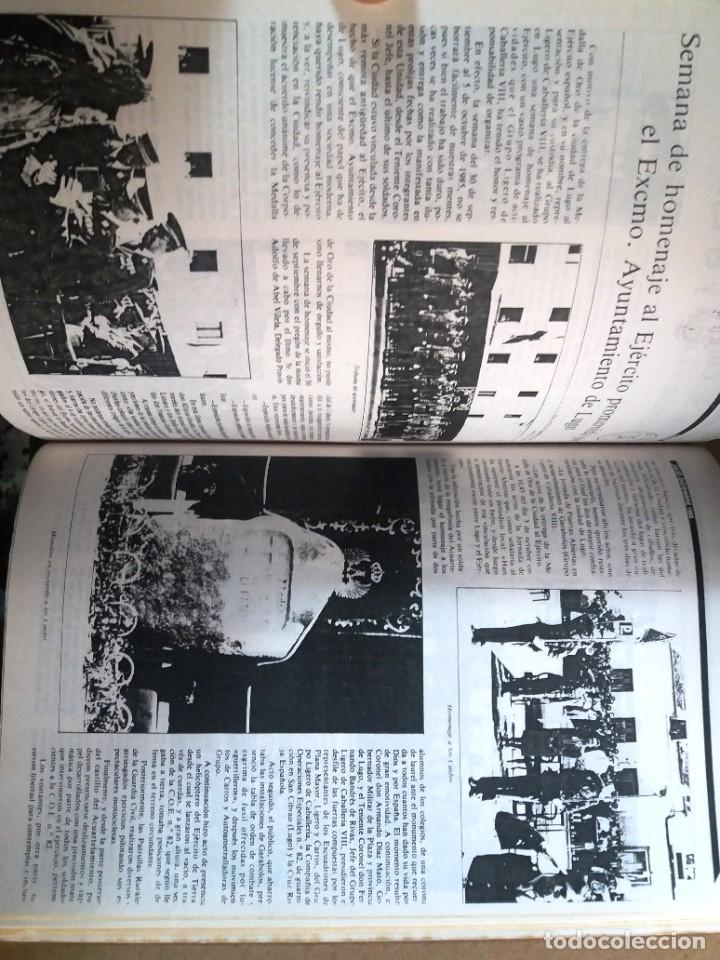 Libros de segunda mano: LUGO GALICIA SAN FROILAN 85 RECOPILATORIO DE PRENSA ESCRITA (VER FOTOS) - Foto 2 - 287266308