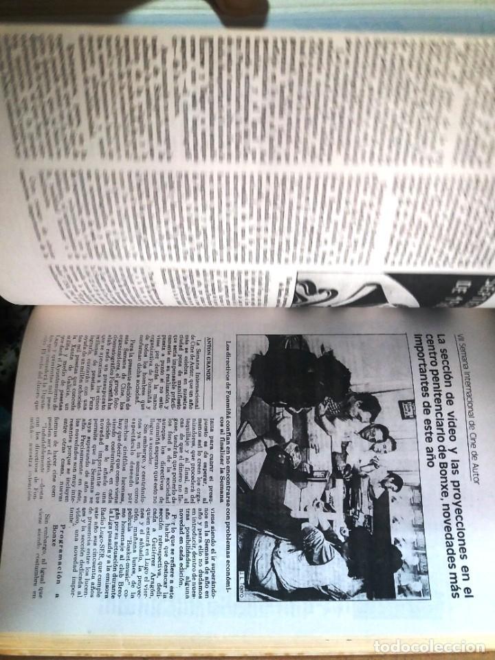 Libros de segunda mano: LUGO GALICIA SAN FROILAN 85 RECOPILATORIO DE PRENSA ESCRITA (VER FOTOS) - Foto 3 - 287266308