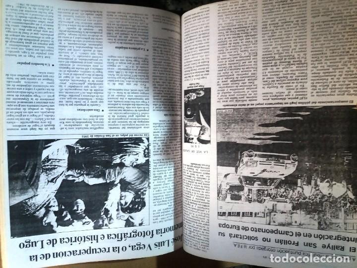Libros de segunda mano: LUGO GALICIA SAN FROILAN 85 RECOPILATORIO DE PRENSA ESCRITA (VER FOTOS) - Foto 4 - 287266308