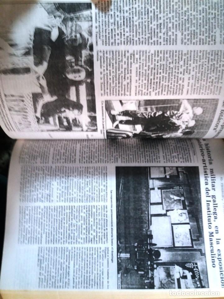 Libros de segunda mano: LUGO GALICIA SAN FROILAN 85 RECOPILATORIO DE PRENSA ESCRITA (VER FOTOS) - Foto 6 - 287266308