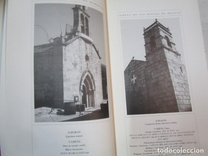 Libros de segunda mano: GALICIA, CAMPANAS - OS SINOS DOS TEMPOS CAMPAS DE VIGO - XERARDO DASAIRAS - AYTO 1995 127pag + INFO - Foto 3 - 287341073