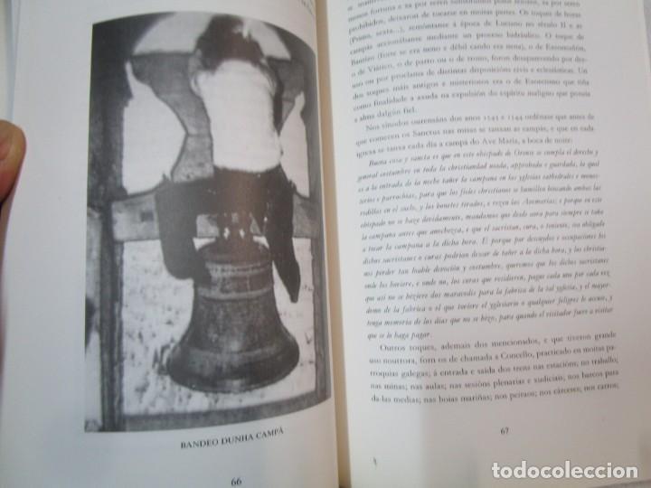 Libros de segunda mano: GALICIA, CAMPANAS - OS SINOS DOS TEMPOS CAMPAS DE VIGO - XERARDO DASAIRAS - AYTO 1995 127pag + INFO - Foto 5 - 287341073