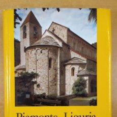 Libros de segunda mano: PIAMONTE, LIGURIA Y VALLE DE AOSTA / SANDRO CHIERICI-DUILIO CITI / VOL.1 SERIE EUROPA ROMANICA. Lote 287418663