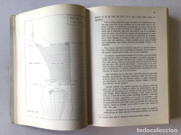 Libros de segunda mano: DOCUMENTOS SOBRE GIBRALTAR PRESENTADOS A LAS CORTES ESPAÑOLAS POR EL MINISTRO DE ASUNTOS EXTERIORES. - Foto 3 - 287420213
