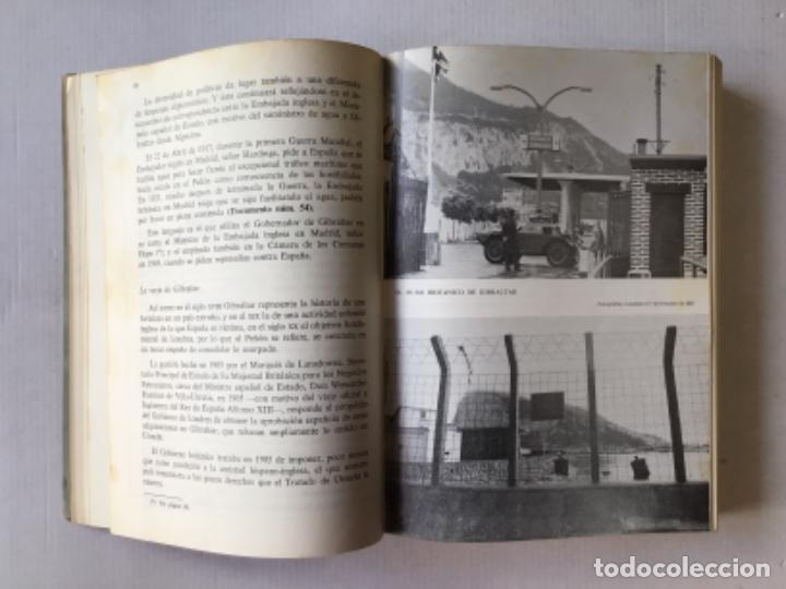 Libros de segunda mano: DOCUMENTOS SOBRE GIBRALTAR PRESENTADOS A LAS CORTES ESPAÑOLAS POR EL MINISTRO DE ASUNTOS EXTERIORES. - Foto 4 - 287420213