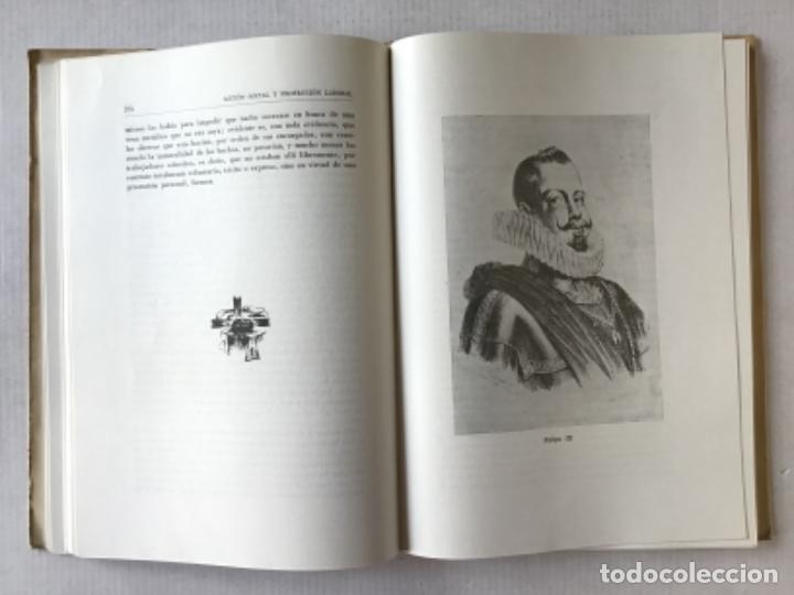 Libros de segunda mano: ACCION SOCIAL Y PROTECCION LABORAL DE LA IGLESIA Y ESPAÑA EN AMÉRICA. 1492-1892. - EYRÉ L. DABRAL, - Foto 5 - 287450228